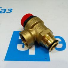 Клапан предохранительный 3 Бар для котлов Baxi