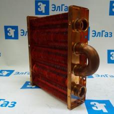 Теплообменник основной 67 ребер для котлов Daewoo DGB 100 MSC, 100 ICH