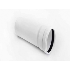 Удлинение дымохода раздельного d-80, L- 1.0м, нар/вн (01.20.002.000)