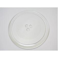 Тарелка СВЧ D=245 мм, с креплениями под коплер (49РМ005)