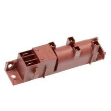 Блок электророзжига, электроподжиг 4-х канальный многоискровой для газовых плит Гефест 5100-01, Дарина. (GDR 24400, WAC-T4)