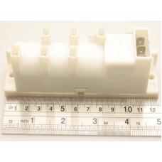 """Блок розжига """"GEFEST"""" BR-1-7 (многоразрядный) 6-и канальный (127*24*37мм)"""