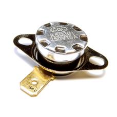 Датчик (термореле) KSD 301 - 100*C