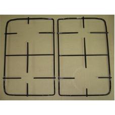 """Решетка стола """"DARINA"""" мод. КM341, 485*220мм (комплект 2шт.) (ПГ 56 17 000-01, ПГ 56 17 000)*"""