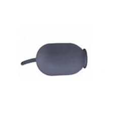 Мембрана (для расширительного бака системы отопления 19-24 л) Н-024 (черная резина EPDM)