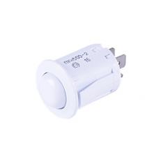Кнопка розжига ПКН-500-2 (белая) аналог ПКН-13