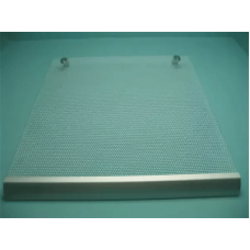 "Крышка стола ""Hansa"", стеклянная (490*532мм) (9031105)*"