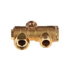 "Трубка трехходовой клапан/бойлер АОГВ ""BAXI"" мод. NUVOLA, NUVOLA-3, NUVOLA-3 COMFORT (5663060) (под заказ)"