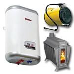Отопительное, нагревательное и климатическое оборудование